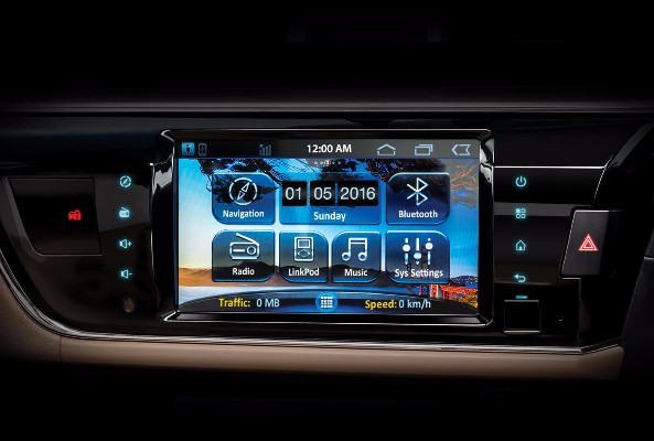 infotainment-system